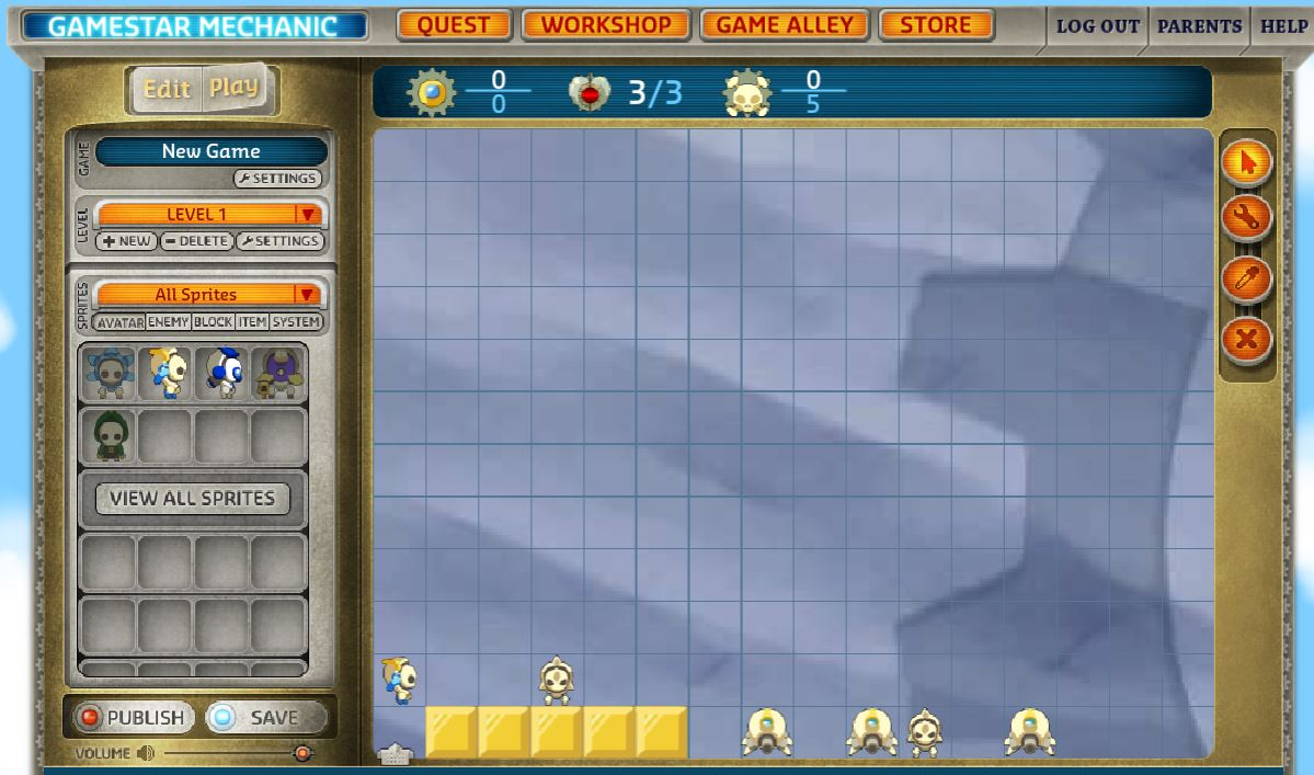 Gamestar Mechanic 3