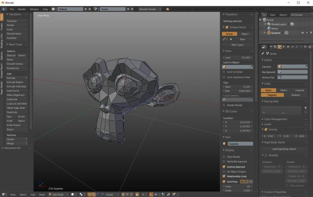 3DIntroBlender