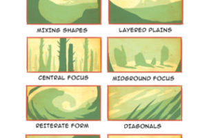69 A HOW TO THINK WHEN YOU DRAW foreground midground background LORENZO ETHERINGTON BROTHERS TUTORIAL (1)