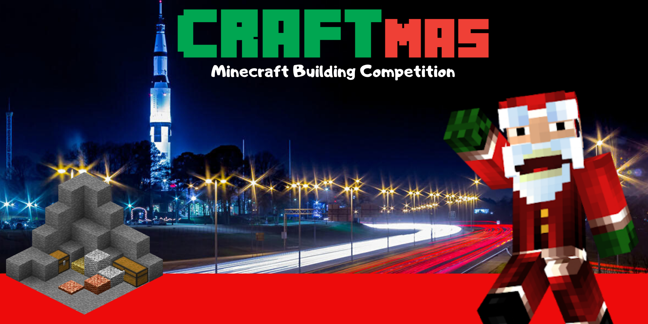 Minecraft Building Competition (1)