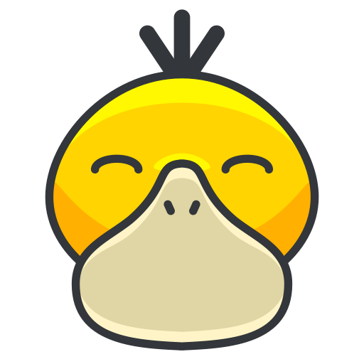 iconfinder__psyduck_1337509